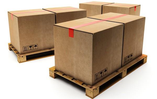 bảo quản pallet gỗ bằng cách sắp xếp hàng hóa hợp lý