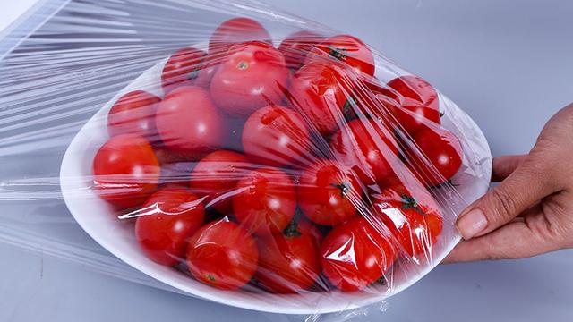 ứng dụng của màng chit - bọc hoa quả