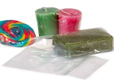 nến thơm, xà bông cục chuyên dùng màng co nhiệt để đóng gói